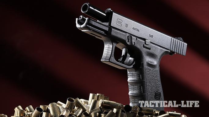 Glock Pistols barrel