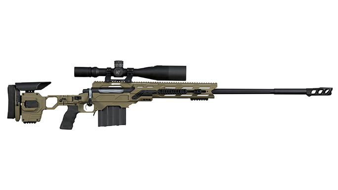 Gunwerks HAMR rifle right profile