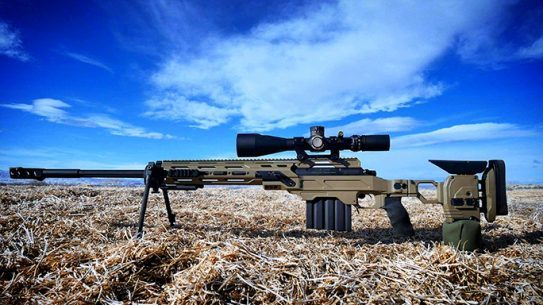 Gunwerks HAMR rifle