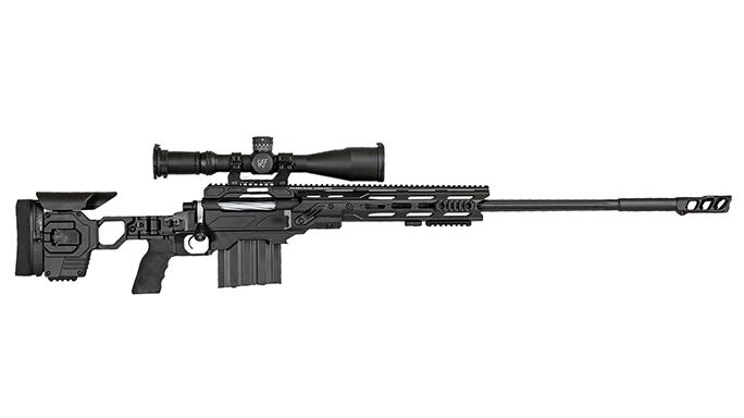 Gunwerks HAMR black rifle