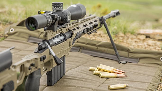 Gunwerks HAMR long range rifle