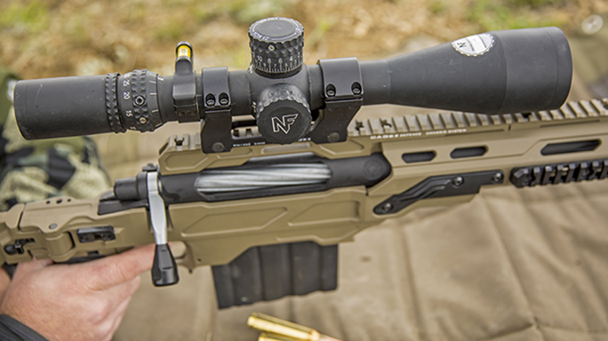 Gunwerks HAMR riflescope
