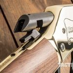 Henry 45-70 lever action rifle details