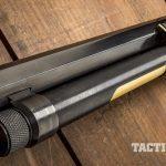 Henry 45-70 lever action rifle magazine tube
