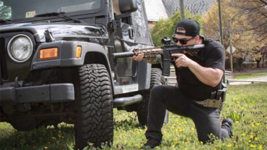High Threat Concealment action shot