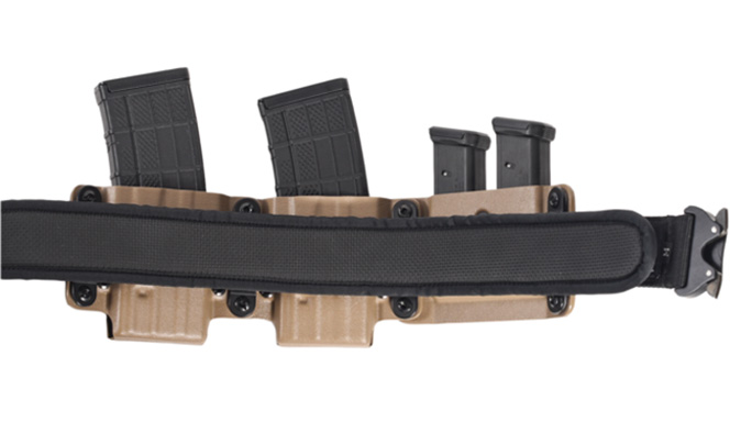 High Threat Concealment quick response system