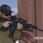 IWI Galil ACE 308 rifle range test