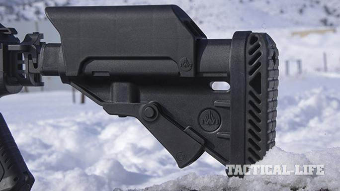 IWI Galil ACE 308 rifle stock