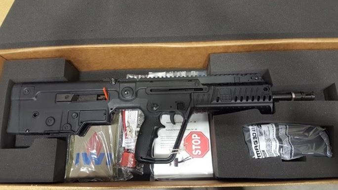 IWI Tavor X95 300 Blackout rifle