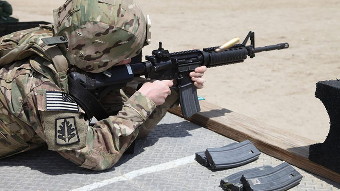 marine corps M855A1