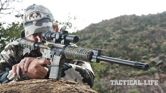 S&W M&P15 300 Whisper rifle