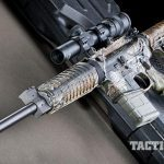 S&W M&P15 300 Whisper rifle gas system