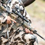 S&W M&P15 300 Whisper rifle hunt