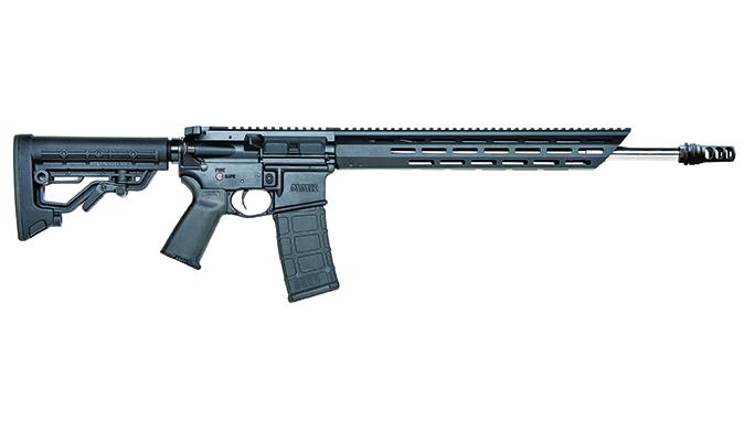 Mossberg new rifles