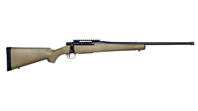 Mossberg Patriot Predator new rifles