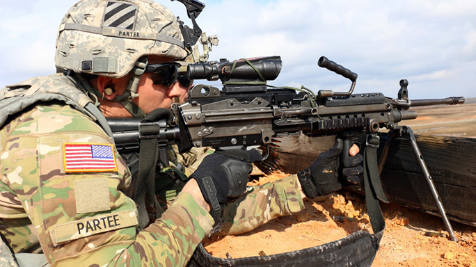Next Generation Squad Automatic Rifle specifications