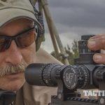 riflescope reticle adjustment