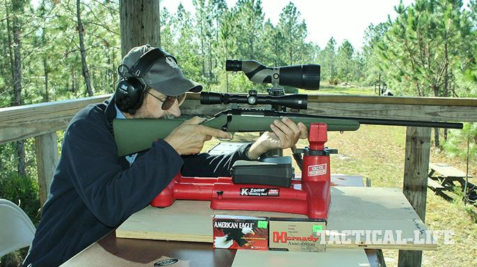 Ruger American Predator rifle gun test