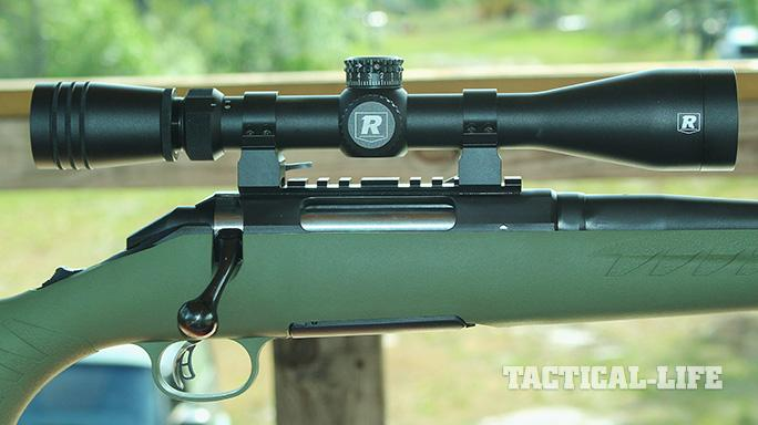 Ruger American Predator riflescope