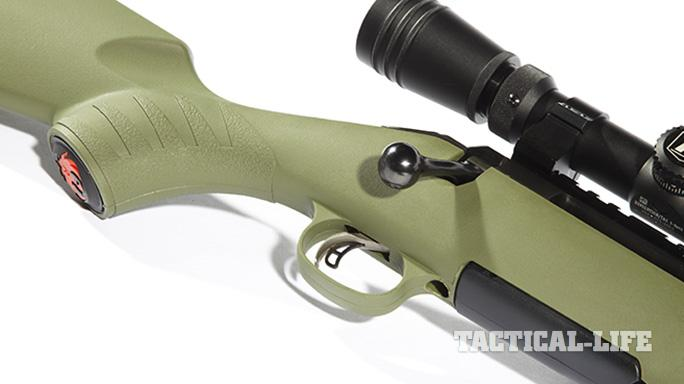 Ruger American Predator rifle trigger