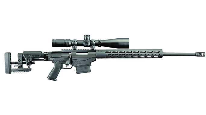 Ruger new rifles