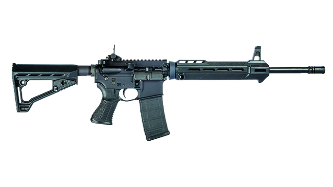 Savage MSR 15 Patrol new rifles