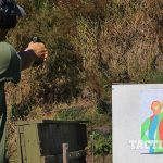 Shell Shock NAS3 gun test