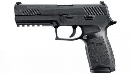 Sig Sauer P320 pistol Loudoun County Sheriff's Office