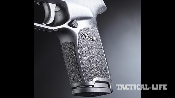 Sig Sauer P320 pistol grip
