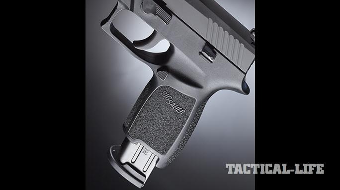 Sig Sauer P320 pistol magazine