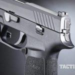 Sig Sauer P320 pistol controls