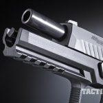 Sig Sauer P320 pistol barrel