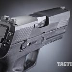 Sig Sauer P320 pistol sight