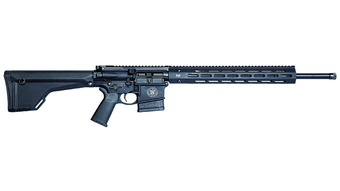 Smith & Wesson new rifles