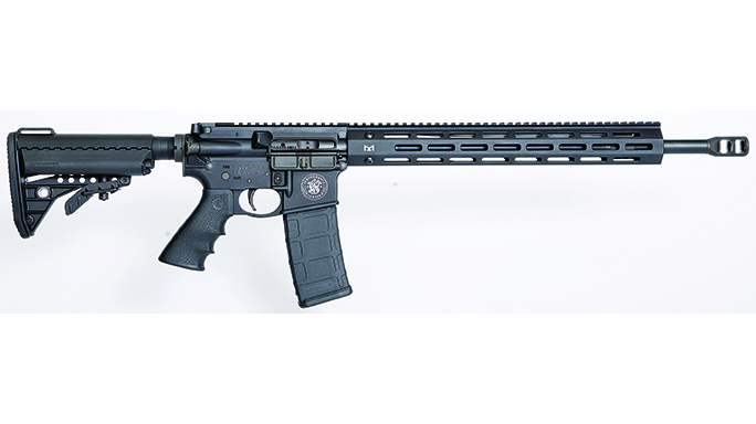 Smith & Wesson Performance Center M&P15 Competition new rifles