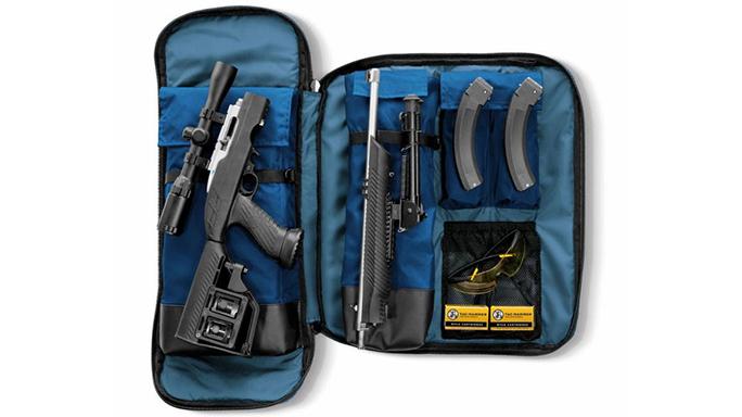 Copper Basin Takedown Firearm Backpack ruger
