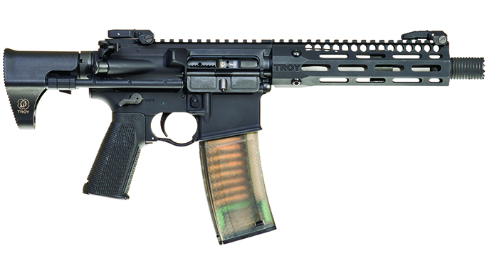 Troy SOCC new rifles