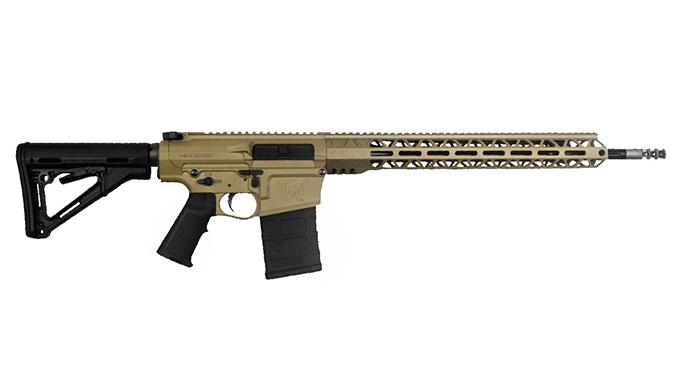 War Sport new rifles