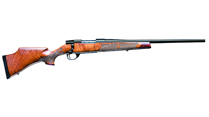 Weatherby new rifles