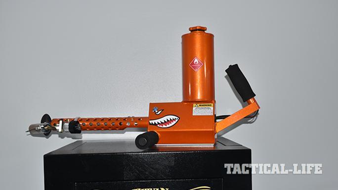 XM42 Flamethrower left profile