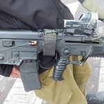 Bullpup dead Israeli Tavor lead