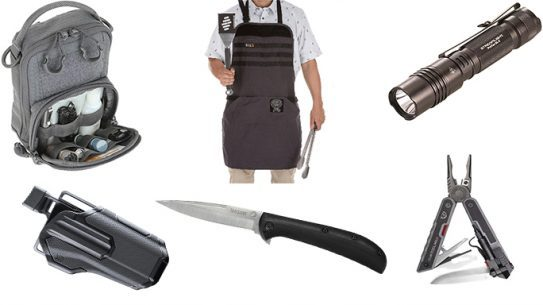 shooters Father's Day Gift Guide 2017