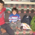 Mosul Medic Nik Frey kids