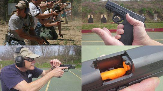 gun malfunction drills