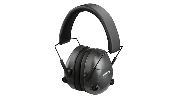 Champion Electronic Earmuffs hearing protection