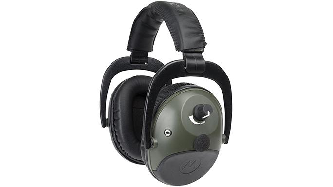 Motorola MHP81 hearing protection