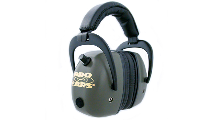 Pro Ears Mag Gold hearing protection