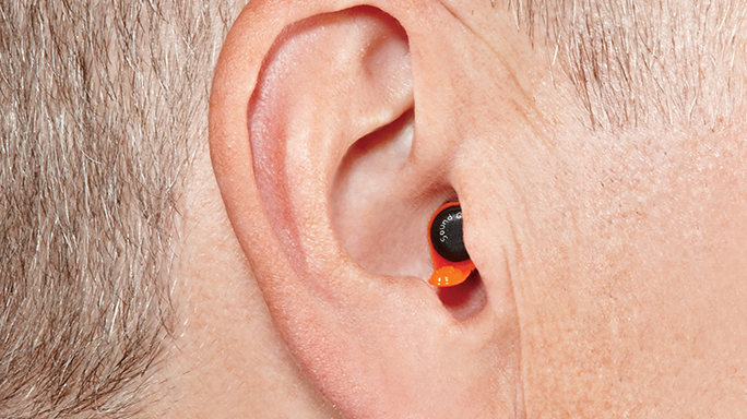 SoundGear In-The-Canal hearing protection