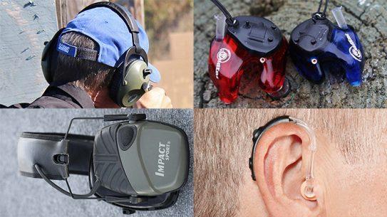 hearing protection earmuffs