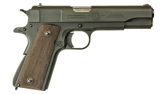 Inland M1 Carbine and 1911a1